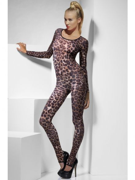 Fever Cheetah Print Bodysuit